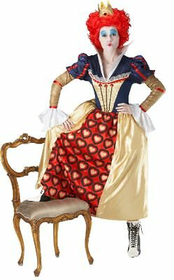 Dinsey Alice Damen Kostüm böse - Böse Karneval Kostüme