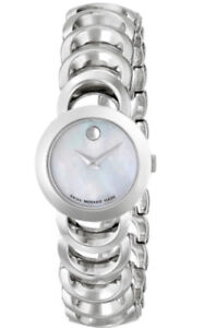 Movado Rondiro Mother of Pearl Womens Watch