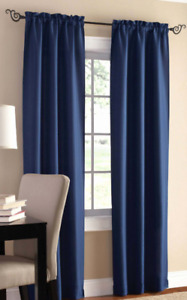 Window curtain sun blocker and braket fixture