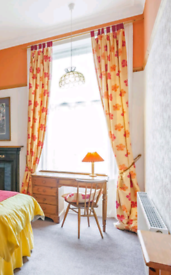 Pair Extra Long Curtains with Interlining