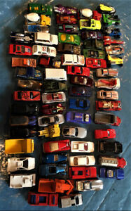 Hot Wheel dinky toys