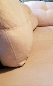 Beautiful 2Piece Sectional with Chaise & Ottoman!!!