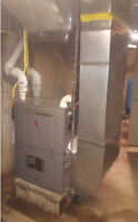 AC inst. $999 Heater inst.$999 (reduced price) 226-700-4035