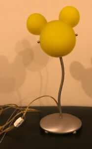 Mickey Mouse desk lamp