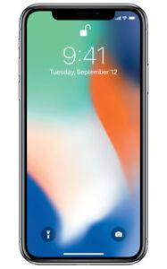 iPhone X 64 GB Space Grey - Unlocked