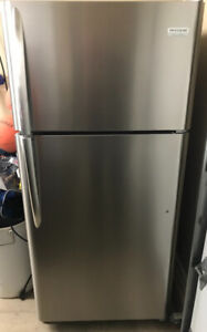 Frigidaire Gallery Stainless Steel Fridge
