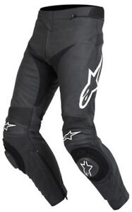 Alpinestars motorcycle track racing pants. Size 30us /46euro