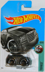 Hot Wheels 1/64 Chrysler 300C Diecast Car