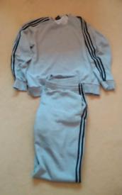 Adidas tops and bottoms set x2