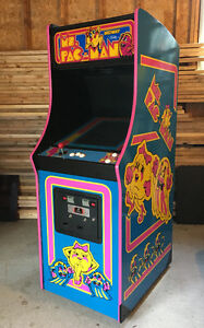 Ms. Pac-Man Arcade Upright Multi-Game Original