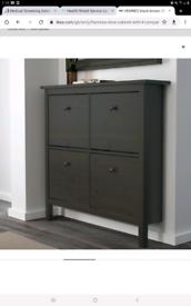 IKEA Shoe cabinet £30 ONO