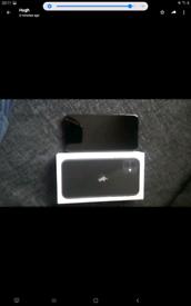 Iph0ne 11 Black brand new in box