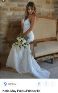 Stunning Katie May Poipu Wedding Dress size 4/6