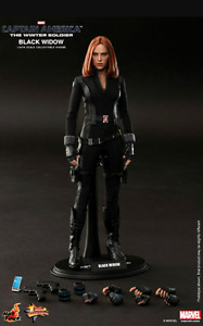 Captain America WS Black Widow