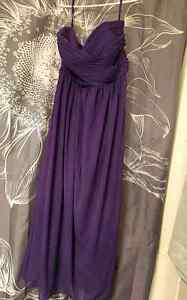 Size 20 bridesmaid dress