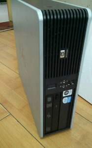 Hp duo core computer tower