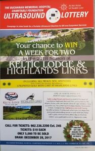 Win a trip for two to the Keltic Lodge and Highland Links