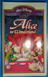 Walt Disney VHS Tapes