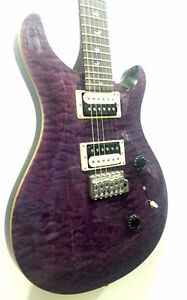 PRS SE Custom 24 30th Anniversary Amethyst *New, Clearance