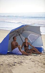 NEW Sport-Brella Portable All-Weather and Sun Umbrella. 8-Foot