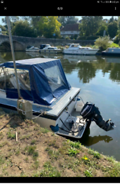 WANTED 10hp upto 20hp outboard needed asap