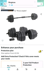 Cast iron dumbbells wanted