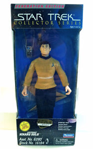 Federation Edition Star Trek Collector Series 9 Inch Figures