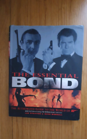 The Essential Bond by Lee Pfeifer & Dave Worral