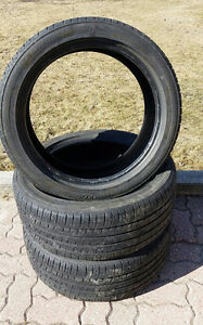 3 Michelin Tires