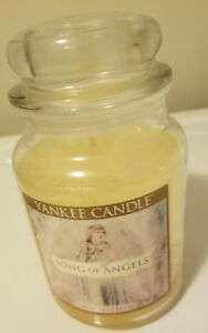 Yankee Candle - Song of Angels - Large Jar - NEW!