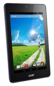 "Acer Iconia One 7"" Tablet (Intel Atom Z2560, 1GB, 8GB Storage)"