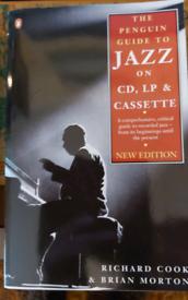 Jazz reference books