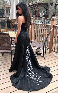 Beautiful Black Formal Dress (brand new)