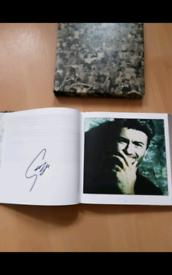 Rare George Michael Album Boxset