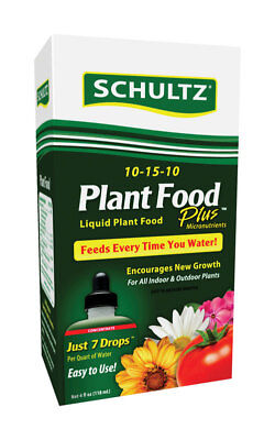 Outdoor Plant Food - Schultz  Plant Food  For Indoor and Outdoor Plants 4 oz.