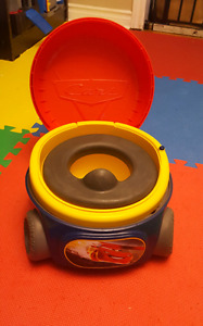 Like new cars potty/stool