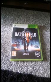 Battlefield 3 xbox game