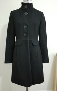 Le Chateau winter wool coat XS