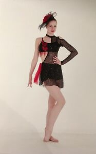 DANCE COSTUME / SKATING COSTUME