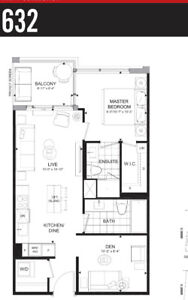 Downtown condo assignment for sale! Great investment opportunity