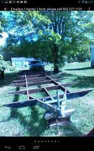 38 foot mobile home trailer