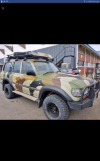 Landcruiser Custom by ARG Racing Darwin CBD Darwin City Preview