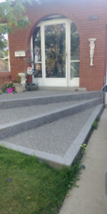 Concrete and Renovations-Free Quotes!