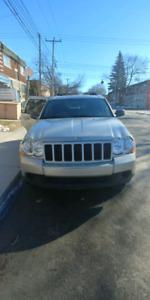 2009 Jeep grand cheroker.158000km