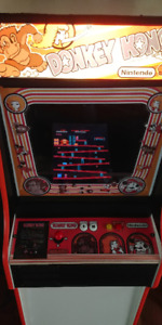 Classic Custom Donkey Kong arcade with 60 more games