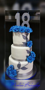 I offer custom Cakes,cupcakes, Fresh Bread and Pastry