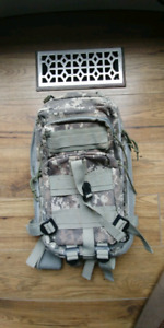 Small digital camo backpack