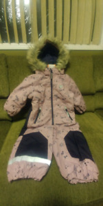 Brand New Childs Winter Snowsuit