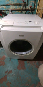 Bosch Nexxt Front Load Washer and Dryer