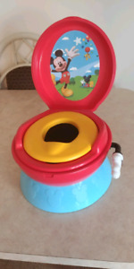 Mickey Mouse 3 in 1 potty